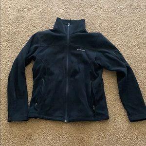 Fleece Columbia black